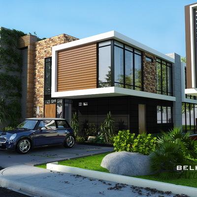 Proyecto Casa Render