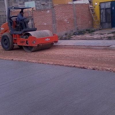 CONSTRUCCIÓN CALLE GUADALUPE VICTORIA