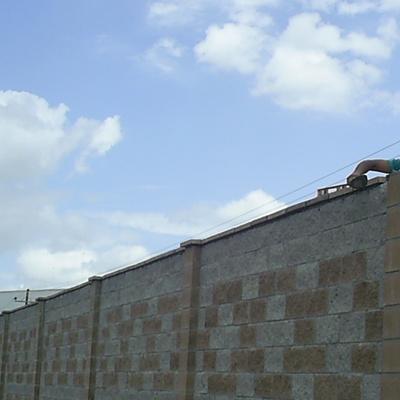 Construccion de Barda Perimetral