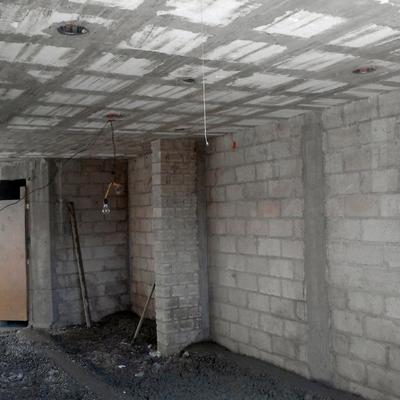 Construccion de casa habitación Nicolas Romero