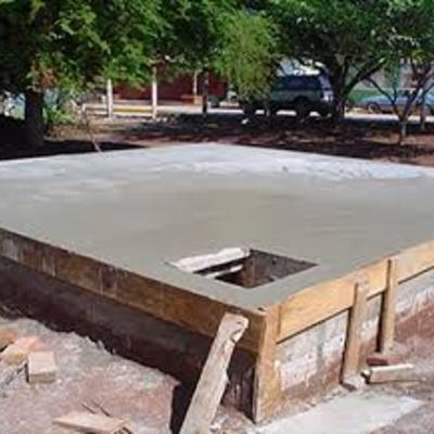 construccion de cisterna