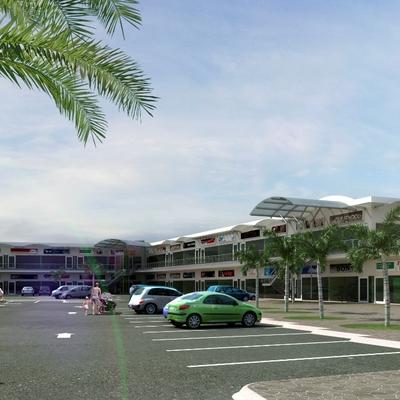 CONSTRUCCION DE PLAZAS COMERCIALES