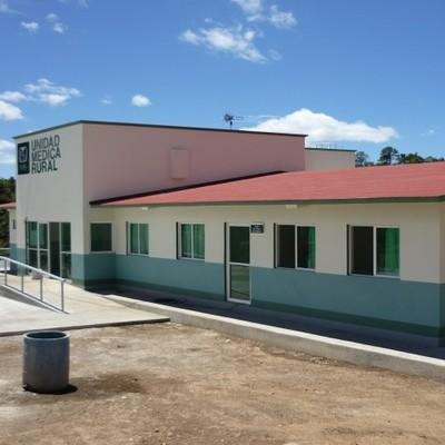 Construccion de Unidad de Medicina Rural CARA