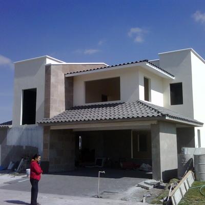 Construccion de vivienda.