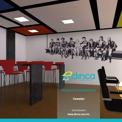Proyecto Corporativo | Area de Comedor