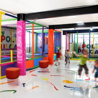 Salón de Eventos Infantiles
