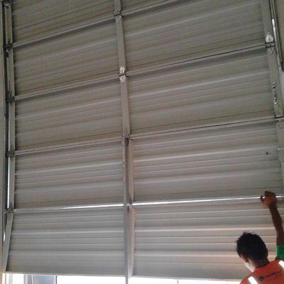 cortinas verticales para bodegas