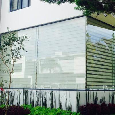 ventana de aluminio con cristal