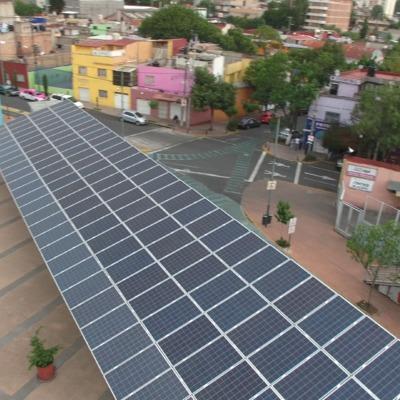 Paneles Solares CDMX