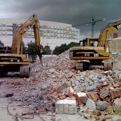 DEMOLICIONES DS MEXICO