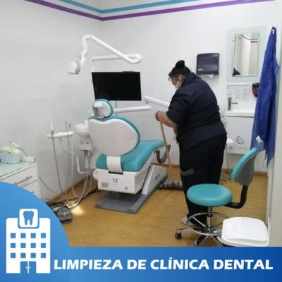 Limpieza clinica dentales