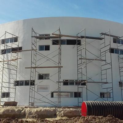 Construcción de Universidad