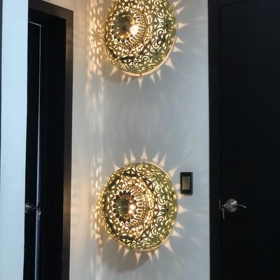 Iluminación sobre diseño