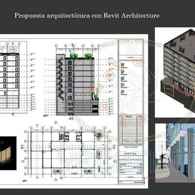 Propuesta de edificio de oficinas