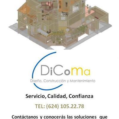DiComa , Diseño, Construcción y Mantenimiento.