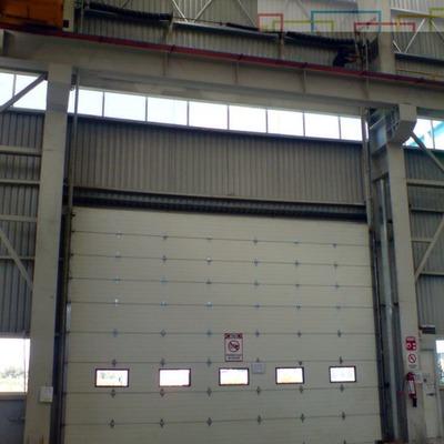 Dimenciones Extraordinarias para puertas Full-Vertical