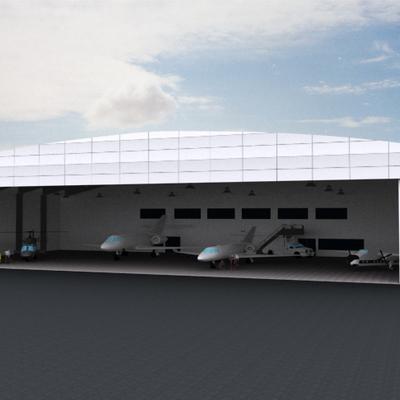 Diseño de Hangar