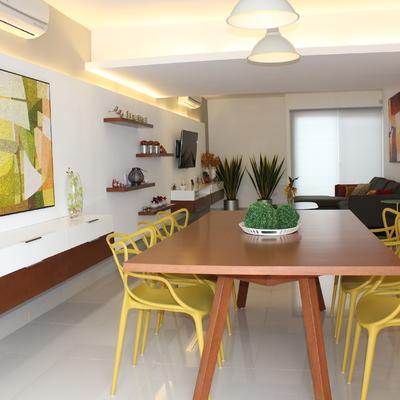Diseño interior sala comedor