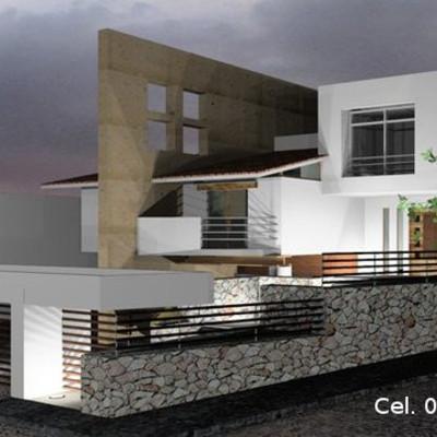 Dyccya arquitectos cuauht moc for Galerias casas minimalistas