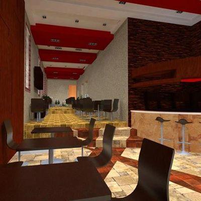 Diseño Restaurante Zocalo DF