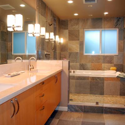 Diseño y construcción de baños