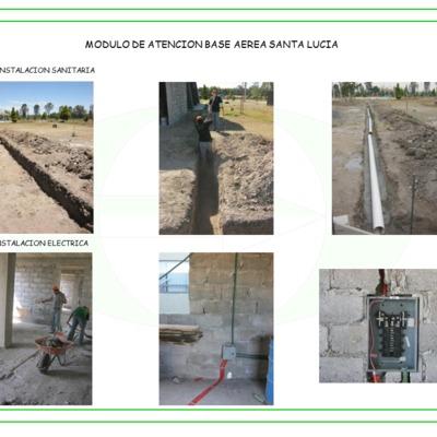 drenaje y agua potable