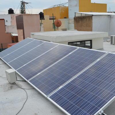Sistema de 6 paneles fotovoltaicos en Guadalajara