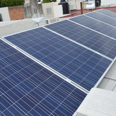 Sistema de 6 paneles fotovoltaicos Guadalajara
