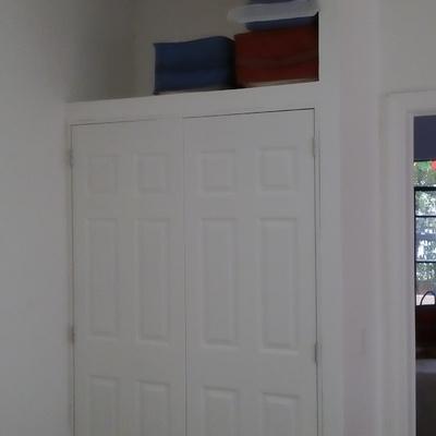 Fabricación de closet