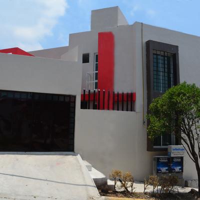Fachada de Casa Habitación