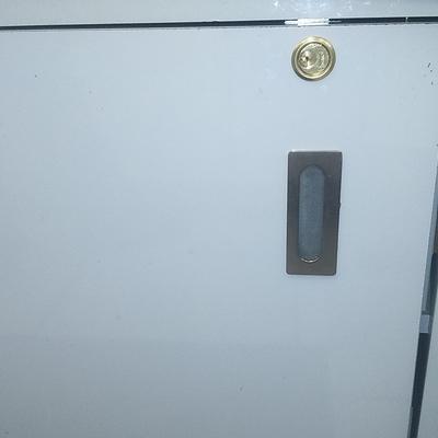 Instalación de cerradura en muebles