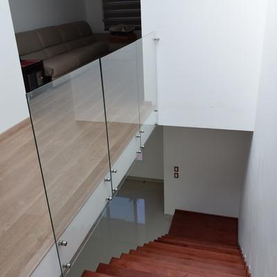 Escaleras Casa 16 de Septiembre