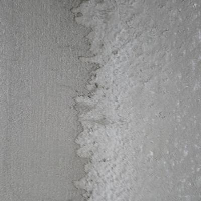 Proceso de alizado de muro