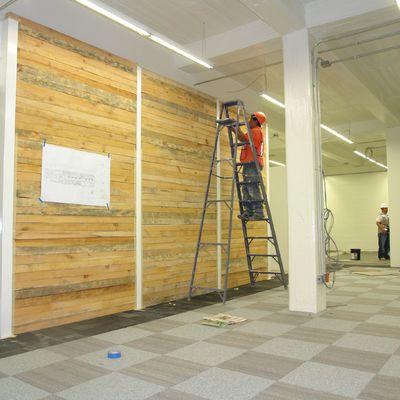 Interiorismo en Oficinas de obra GA&A , Miyana , Polanco , CDMX