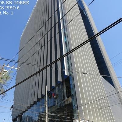 Instalación de Aire Acondicionado en Torre Virreyes.