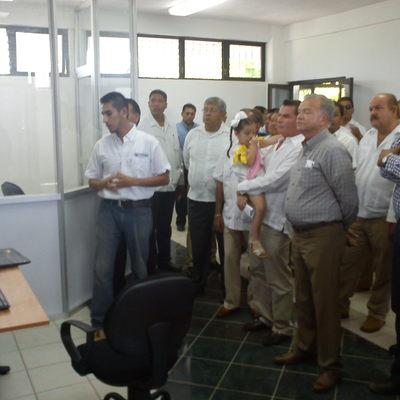 Entrega de Centro de Operaciones Tabasco