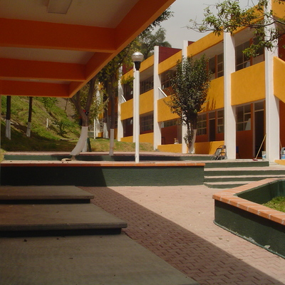Remodelación de Escuela Primaria en Estado de México.