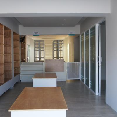 Interior San Marcos