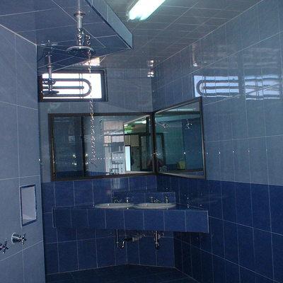Baños de Trabajadores - Empresa Gasera Tepeji