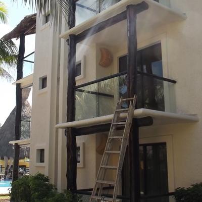 Remodelacion Hotel Playa del Carmen