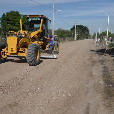 Trabajos de terracerías en zona  Huasteca