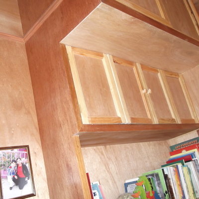 Remodelación total de interiores