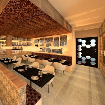 Río 33 restaurante