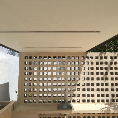 Detalle de para terraza