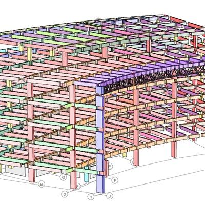 Edificio Semicircular