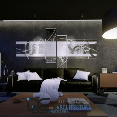 Interiorismo de estancia