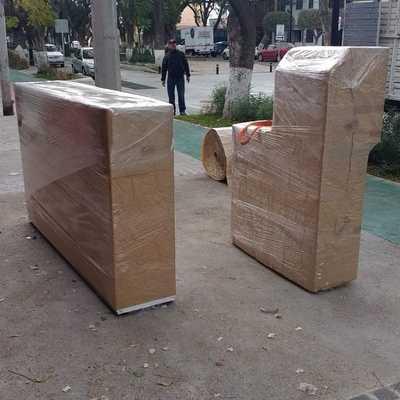 Empaque de muebles