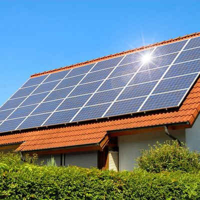 ENERGÍA SOLAR ELECTRICIDAD