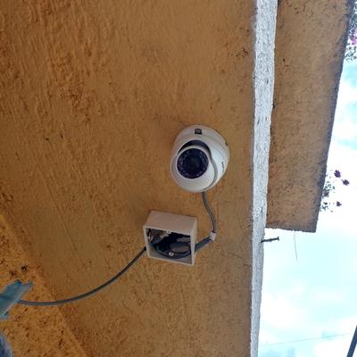 Instalacion de Camara Domo 720p