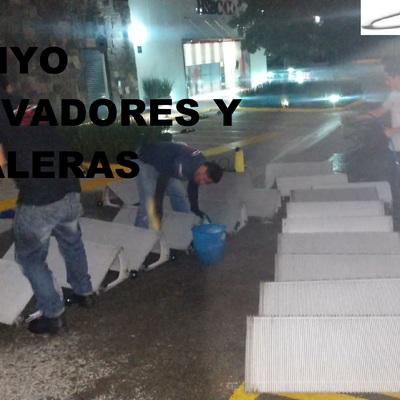 LAVADO DE ESCALONES